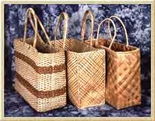 Lauhala-Hula-Bag